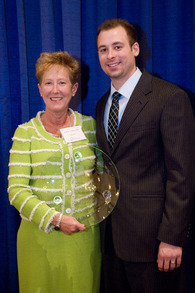 2011 Mentor of the Year Award